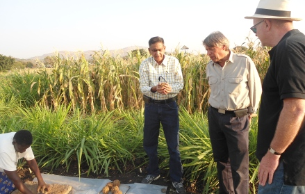 Joint Conservation Agriculture Workshop